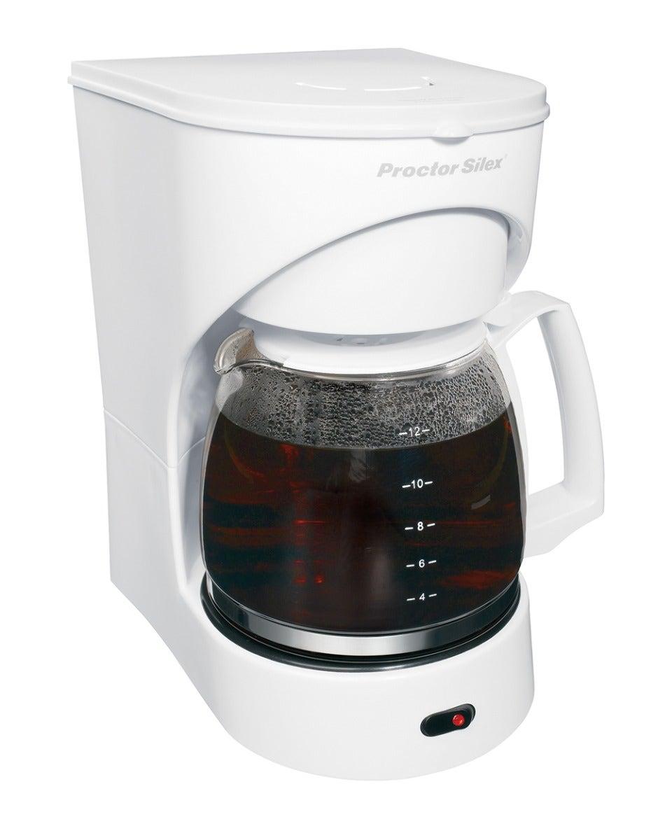 Cafetera Proctor Silex 12 tazas 43501y